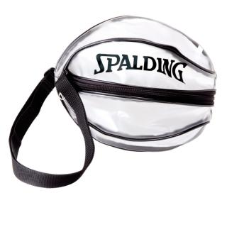 【SPALDING】斯伯丁  單顆裝籃球瓢蟲袋(黑)