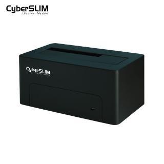 【CyberSLIM】S1-DS6G 2.5/3.5吋外接硬碟座
