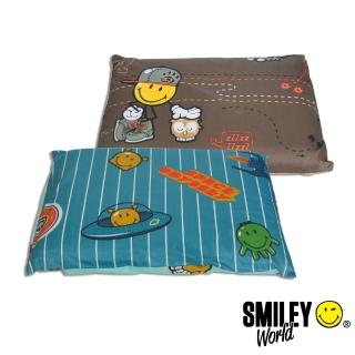 【SmielyWorld】《微笑寶貝》天然乳膠中童枕(6款)