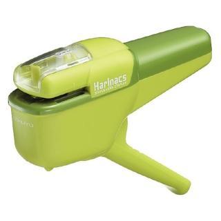 【KOKUYO】無針訂書機10枚(綠)