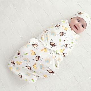【JoyNa】可調式簡易嬰兒包巾 懶人包巾