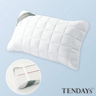 【TENDAYS】備長炭枕用保潔墊(枕頭用、鬆緊帶式、單入)
