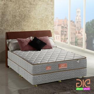 ~aie享愛名床~竹碳 3M防潑水 乳膠二線獨立筒床墊~單人3.5尺 經濟型