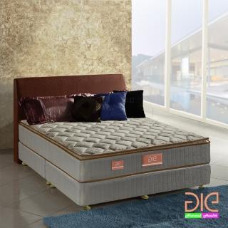 ~aie享愛名床~竹碳 涼感紗 乳膠真三線獨立筒床墊~雙人5尺 實惠型