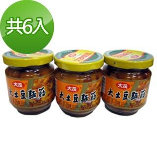 【大茂】土豆麵筋-瓶170gX6入