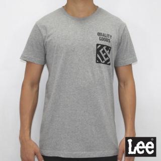 【Lee】Lee 短袖T恤-男款(短袖、T恤)