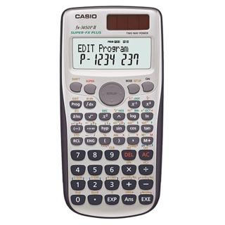 【CASIO】新一代程式編輯型工程計算機(FX-3650PII)