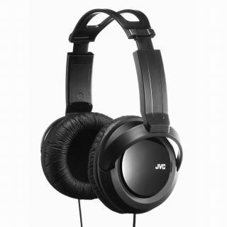 【JVC】重低音頭戴式耳機(HA-RX330)