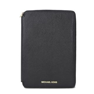 【MICHAEL KORS】Electronics IPad Mini保護套(黑/8卡)