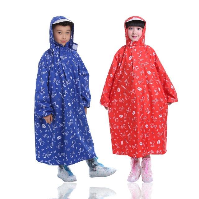 史奴比夢幻童星雨衣