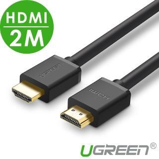 【綠聯】2M HDMI高清線