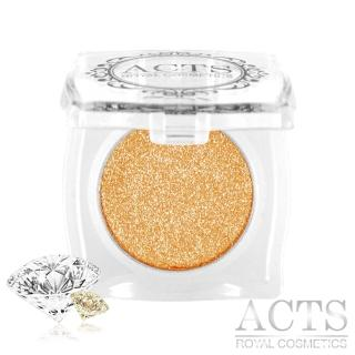 【ACTS維詩彩妝】魔幻鑽石光眼影 拉丁香橙鑽D220