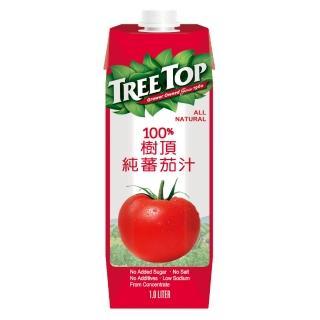 【Tree top】樹頂100%純蕃茄汁(1000ml)