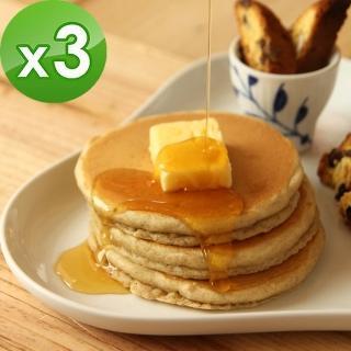 【日本九州Pancake】七穀原味鬆餅粉x3入