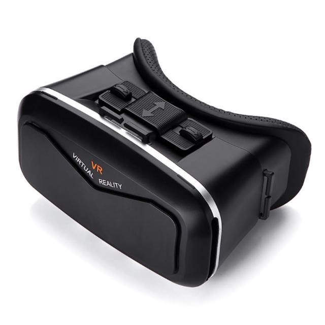 大視角3D頭戴立體藍光VR虛擬眼鏡(VR360BK)/
