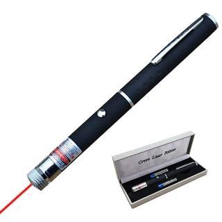 紅光雷射筆 簡報筆 附電池*2 精美盒裝