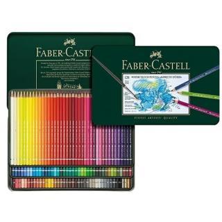 【Faber-Castell輝柏】ARTISTS藝術家級專家水彩色鉛筆120色(117511)