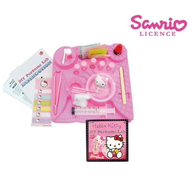 【酷博士】科學玩具_KITTY創意香水DIY樂鋪_WS008H