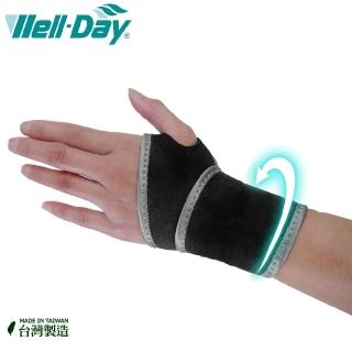 【WELL-DAY 晶晏】護腕 連指型 /護手腕/護具(肢體裝具 未滅菌)