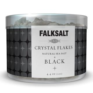 【FalkSalt】黑雪花鹽(地中海精煉雪花鹽)