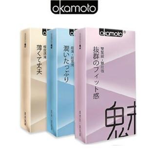 【岡本okamoto】Citylove保險套超值三盒組(30入)