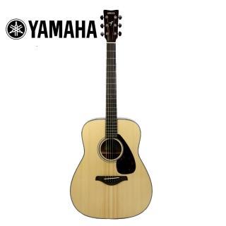 【YAMAHA 山葉】FG800 民謠木吉他 原木色(附贈琴袋 背帶 以及彈片)