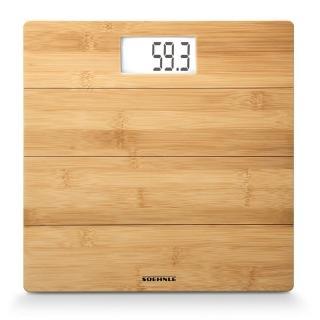 【Soehnle】德國進口竹質體重計