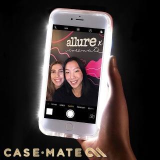 【美國 Case-Mate】iPhone 8/7 Allure(時尚自拍防摔手機保護殼 - 玫瑰金)