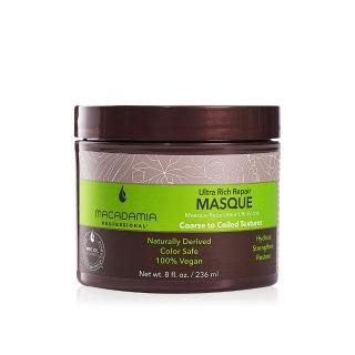 【Macadamia】Professional 瑪卡奇蹟油 超潤澤髮膜(236ml)