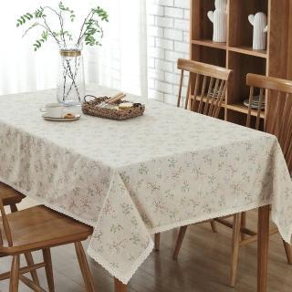 【巴芙洛】田園青草桌巾-120X120cm(桌巾/餐桌巾/桌布/桌墊)