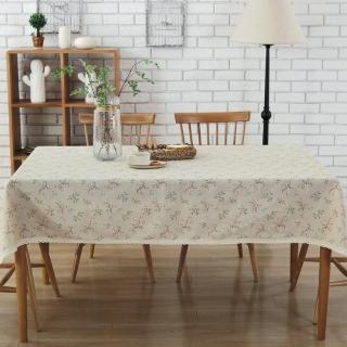 【巴芙洛】田園青草桌巾-140X180cm(桌巾/餐桌巾/桌布/桌墊)