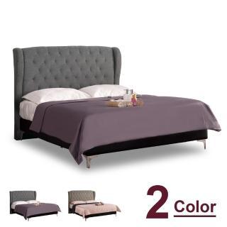 【時尚屋】多娜達5尺雙人床-不含床墊