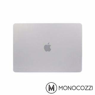 【MONOCOZZI】LUCID MacBook Pro 15 吋半透明保護殼(2016 Touch ID/霧面白)