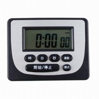 【KINYO】電子計時器數字鐘(TC-3)