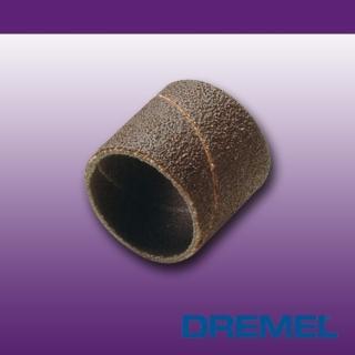【Dremel】12.7mm 砂布套 240G(445)