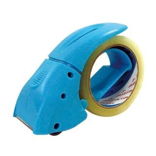 【力大牌ABEL】省力降噪膠帶切割台/藍(膠台)