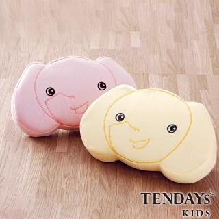 【TENDAYS】小象午安枕 買加贈不織布提袋(粉紅/粉黃 兩色可選)