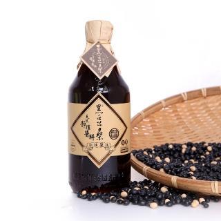 黑豆桑 天然純釀原味醬油 500ml