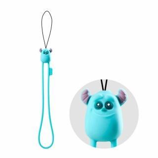 【Bone】毛怪防刮彈力吊繩 迪士尼官方 怪獸電力 怪獸大學 無毒 矽膠