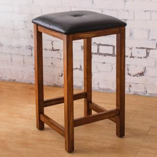 【Bernice】伊恩方形吧台椅(四入組合)