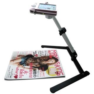 【PhotoPalette】垂直攝影翻拍架-平面商品最輕鬆(有止滑軟墊)