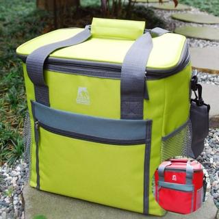 【灰熊GRIZZLY】大型保溫保冷袋 19L