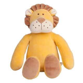 【美國miYim】有機棉安撫娃娃32cm(里歐獅子)