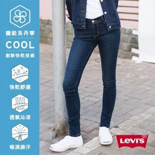 【Levis】亞洲版型 / 711 中腰緊身窄管牛仔褲  / 高彈力布料(熱銷修身版型)