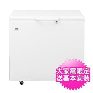 【Haier 海爾】319公升上掀密閉冷凍櫃(HCF-368)