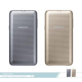 【Samsung三星】原廠S6 edge+ 無線充電 行動電源保護套 3400mAh/ 原裝背蓋/ USB QC 2.0 閃電快充(全新盒裝)