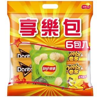 【百事】享樂包189g/袋