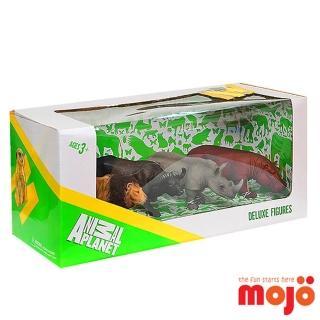 【MOJO FUN 動物模型】精裝禮盒-非洲動物四件組(387313)
