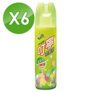 【叮寧】防蚊液120ml*6瓶