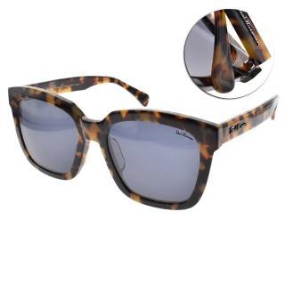 【PAUL HUEMAN 太陽眼鏡】百搭方框款(玳瑁#PHS1035D C4-1)